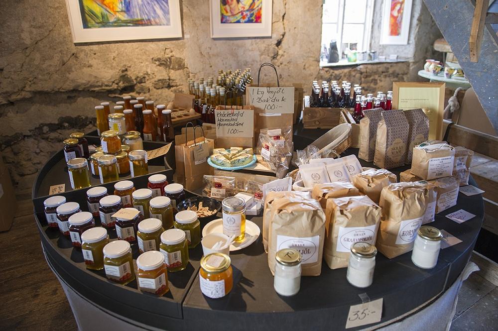 Butik med närproducerade livsmedel, Grythytte Qwarn