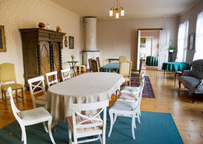Möteslokaler på Herrgården i Grythyttan