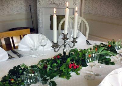 Fest på Herrgården i Grythyttan