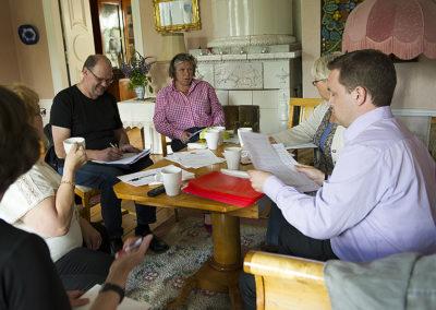 Konferens på Herrgården i Grythyttan