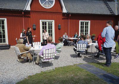 Kultur och matvandring, Herrgården i Grythyttan