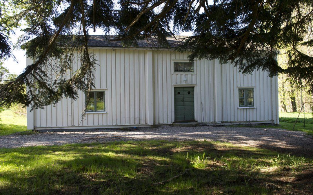 Flygelbyggnaden Herrgården i Grythyttan