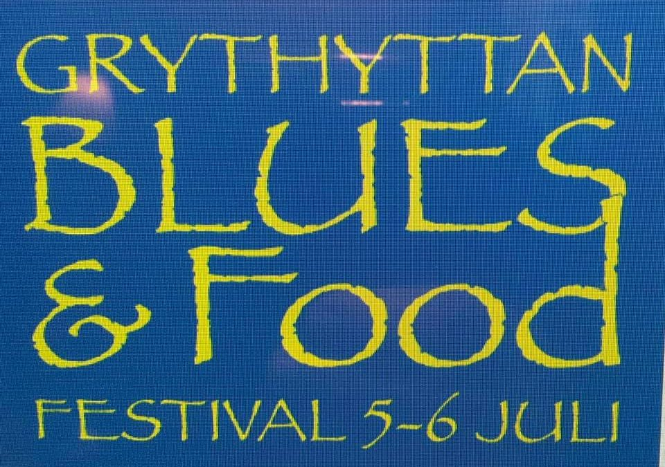Blues- and Foodfestival