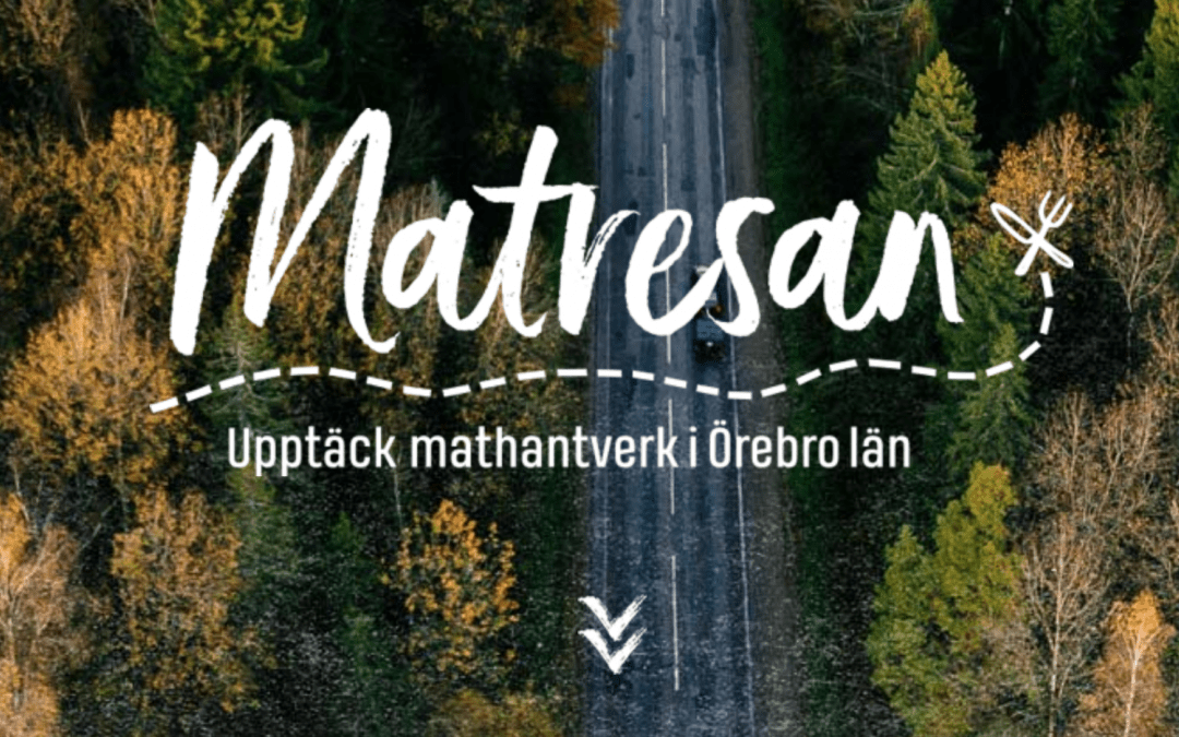 Vi är med på Matresan 7-8 september!