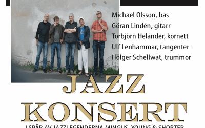 Jazzkonsert 23/11