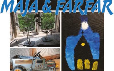 Maja & Farfar