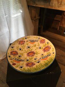 Keramik av Lena Linderholm