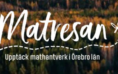 Vi deltar i Matresan 4-5 sept
