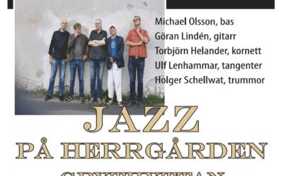 Jazzkonsert 25 sept